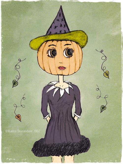 Pumpkin_girl